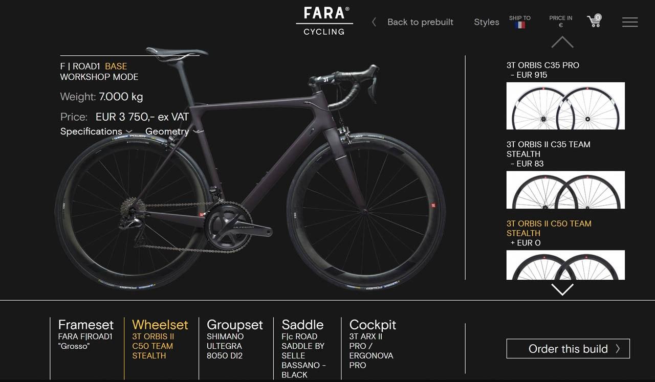 e8dcf66b5af FARA Cycling Syndicate - Funderbeam